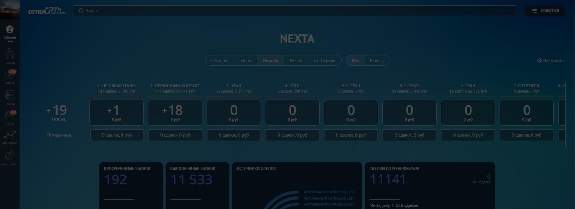 Кейс | Сайт: nexta.by